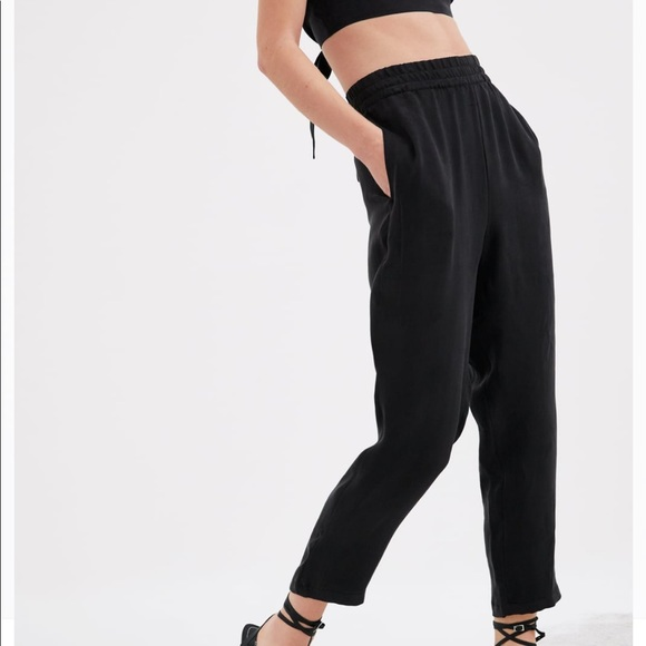 exquisite design attractive style lovely luster Zara lightweight flowy joggers NWT